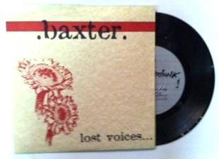 Baxter / Lost Voices…That I Still Hear