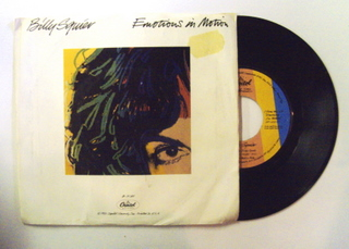 Billy Squier / Emotions In Motion
