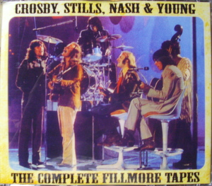 Crosby Stills Nash & Young / Complete Fillmore Tapes