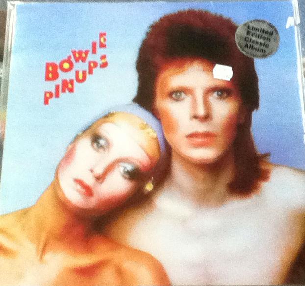David Bowie Pin Ups