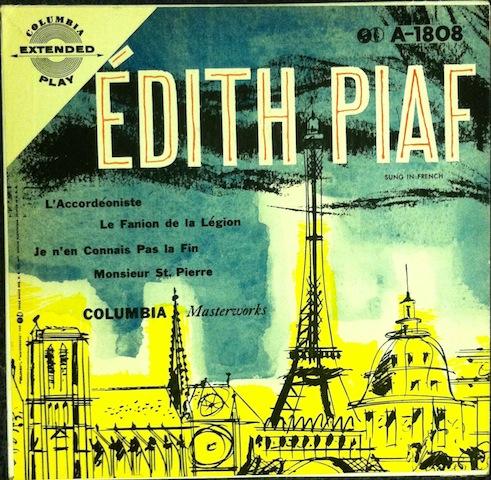 Edith Piaf / Edith Piaf EP