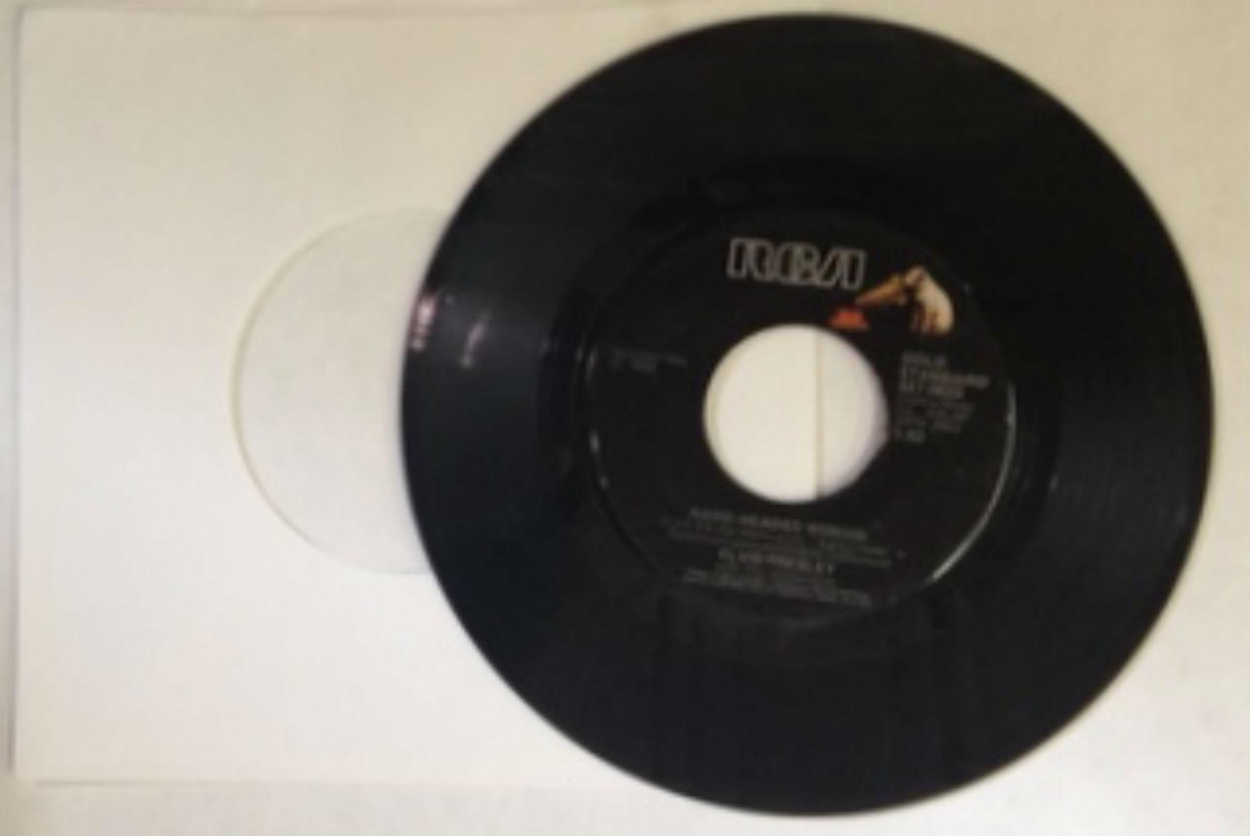 Elvis Presley / Hard Headed Woman/Good Rockin Tonight