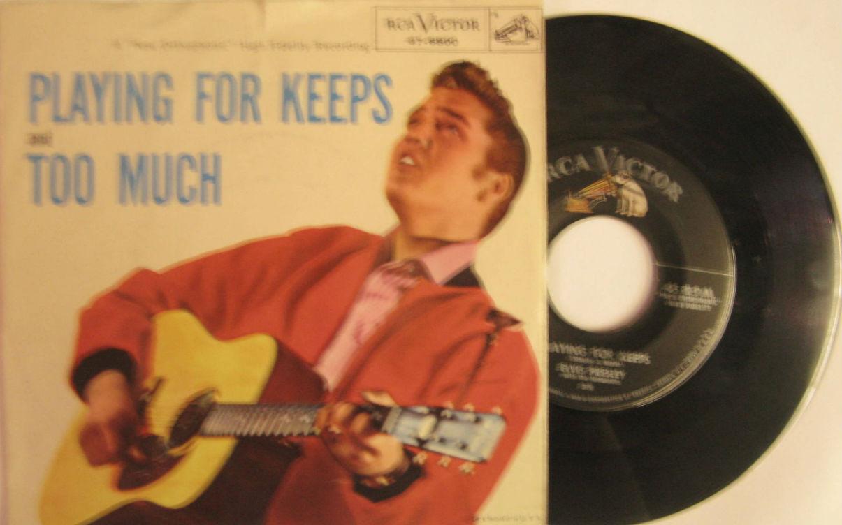 Elvis Presley / Playing For Keeps