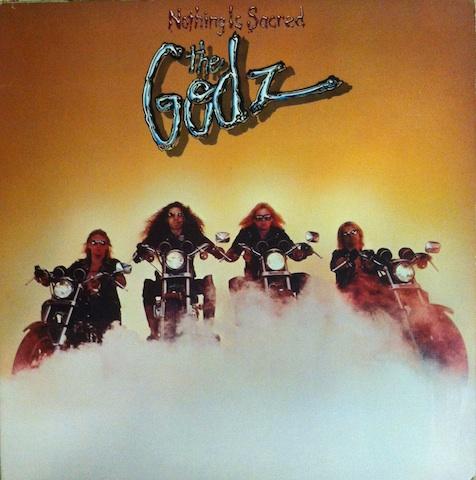 Godz - Nothing Is Sacred - 33 1/3 RPM