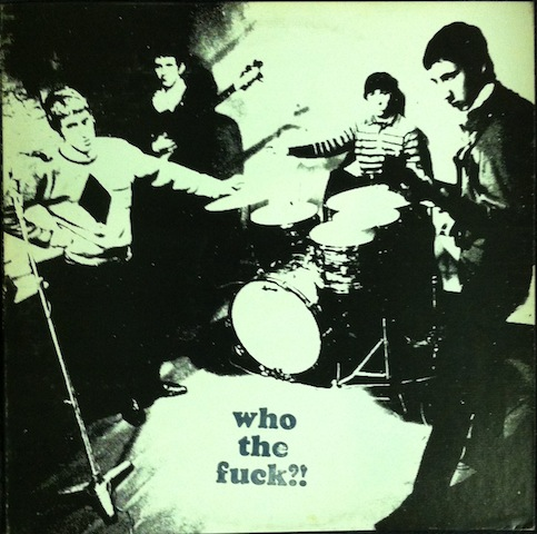 High Numbers - Who The Fuck - 33T