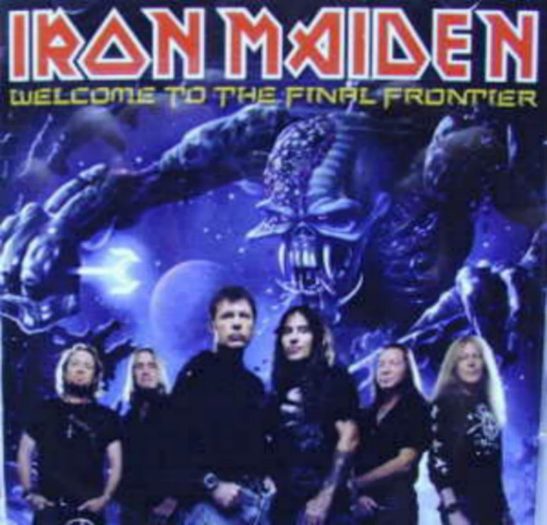 Iron Maiden / Welcome To The Final Frontier