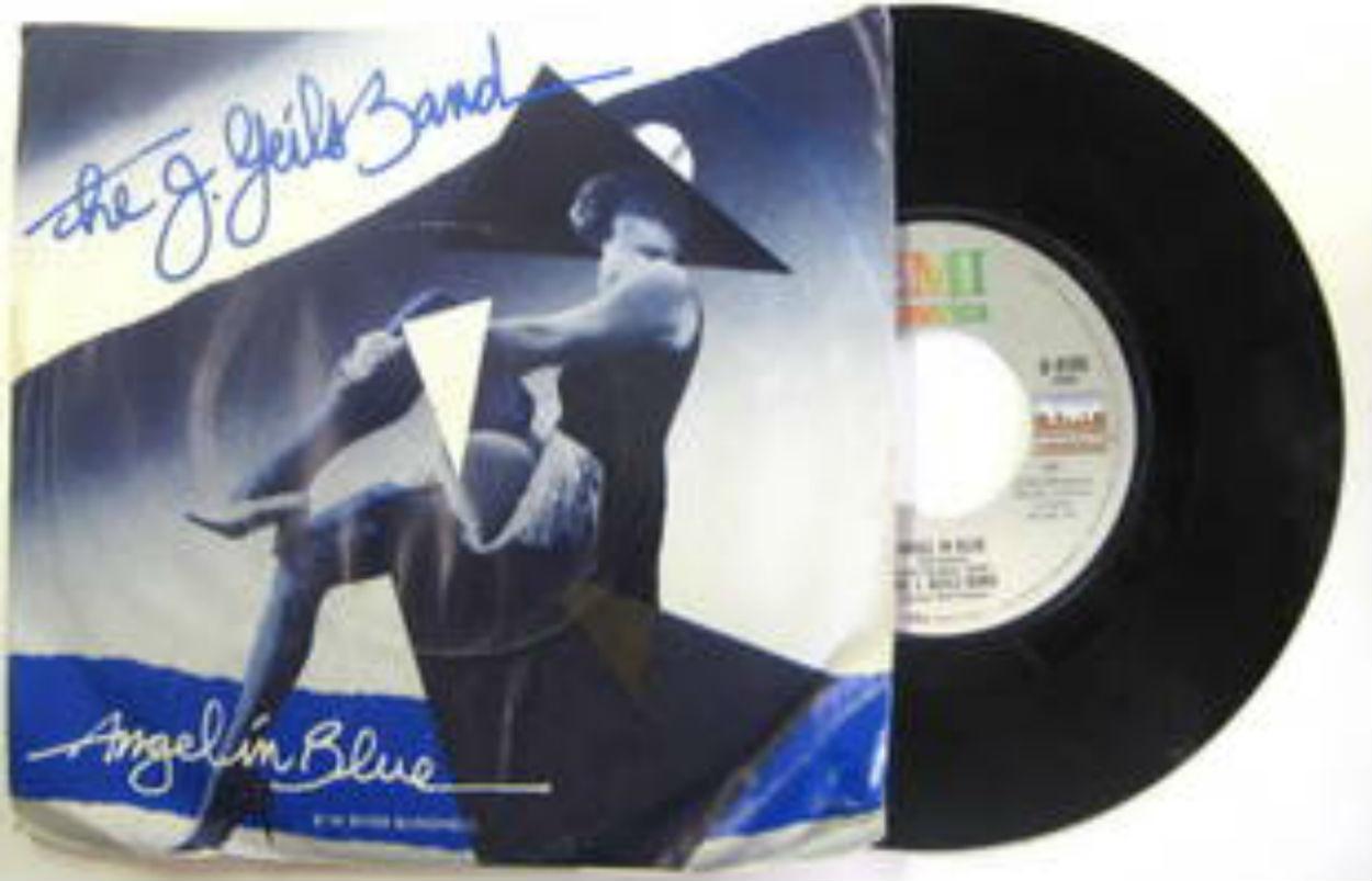 J. Geils Band / Angel In Blue