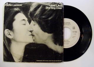 John Lennon / (Just Like) Starting Over