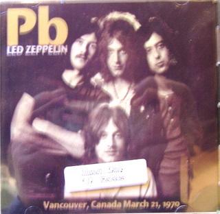 Led Zeppelin / Vancouver 1970