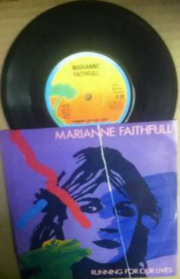 Marianne Faithful / Running For Our Lives