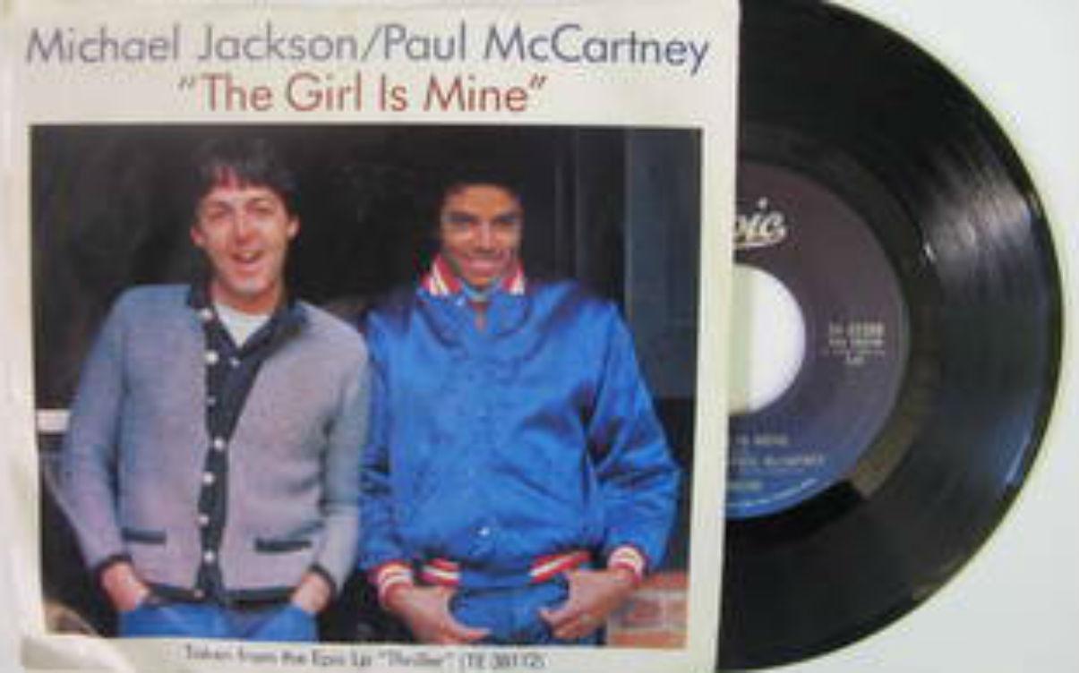 Michael Jackson/Paul McCartney / The Girl Is Mine