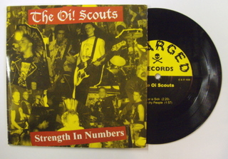 Oi! Scouts / Strength In Numbers
