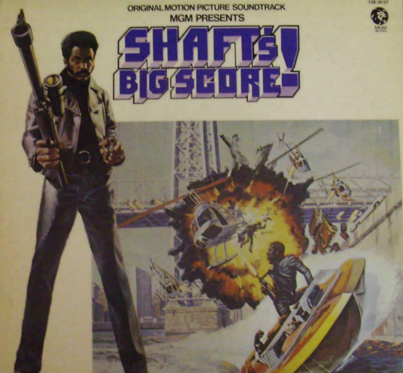 Shaft's Big Score! / Shaft's Big Score!