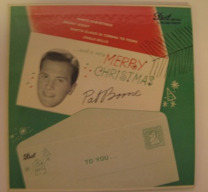 Pat Boone / …And A Very Merry Christmas EP