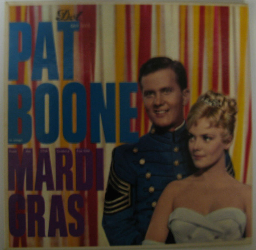 Pat Boone / Mardi Gras EP