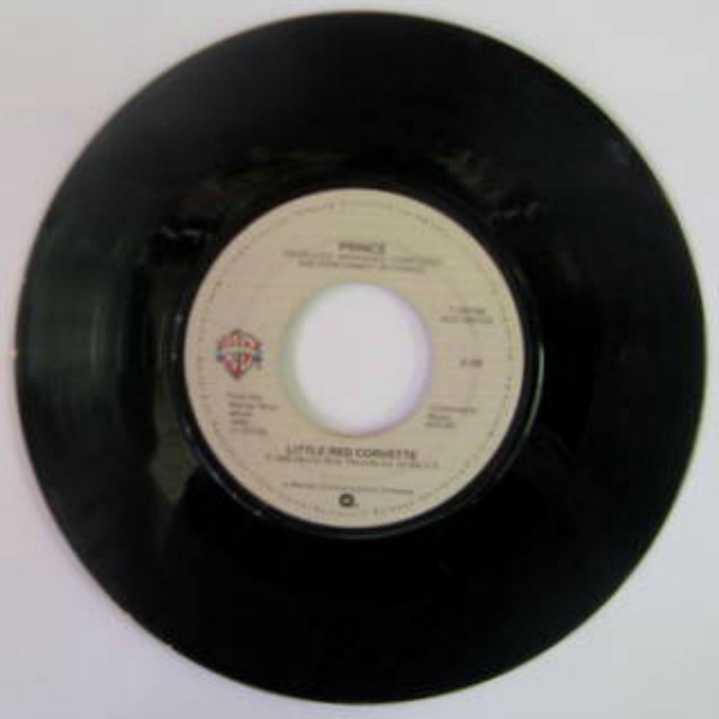 Prince Little Red Corvette Vinyl Records Lp Cd On Cdandlp