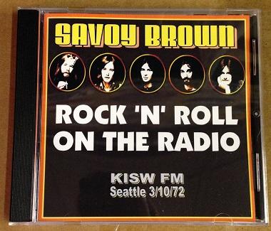 Savoy Brown / Rock 'N' Roll On The Radio