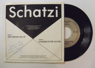 Schatzi / You Shake Me Up