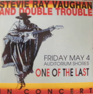 Stevie Ray Vaughan / One Of The Last
