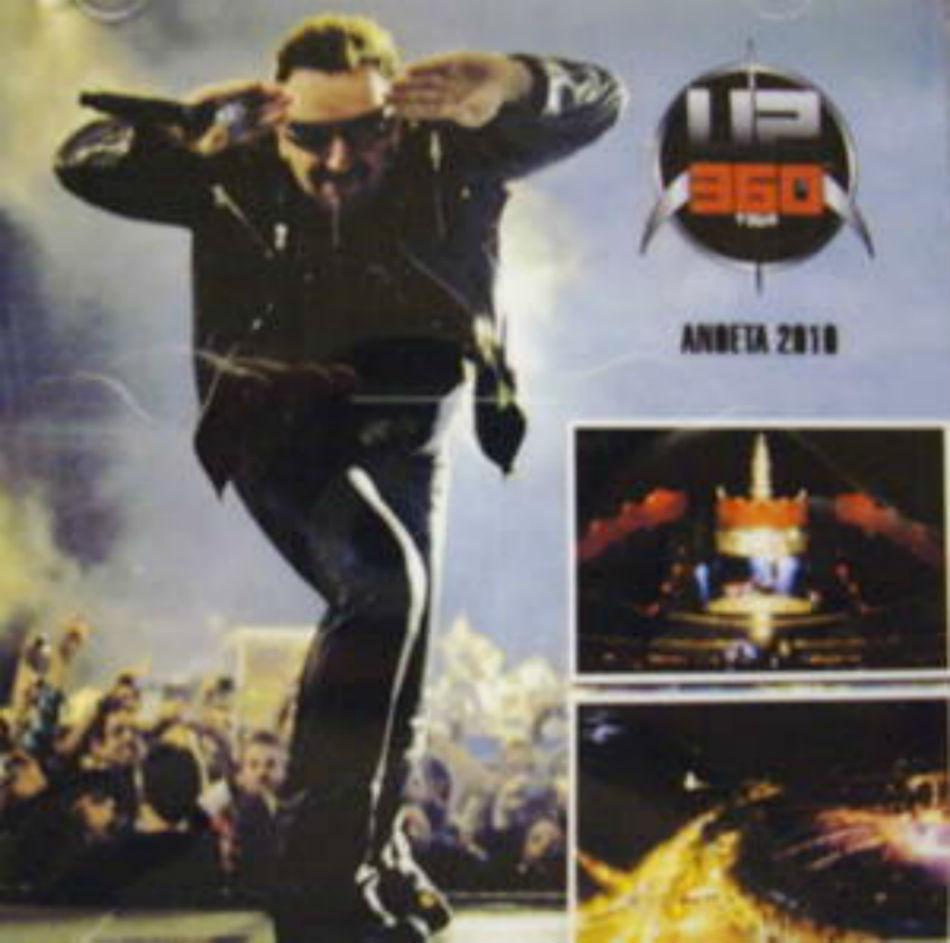 U2 / 360 Tour Anoeta 2010