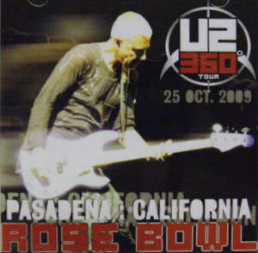 U2 / Pasadena: California Rose Bowl