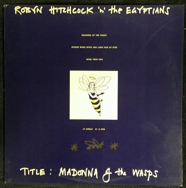 Robyn Hitchcock and the Egyptians / Madonna of the Wasps