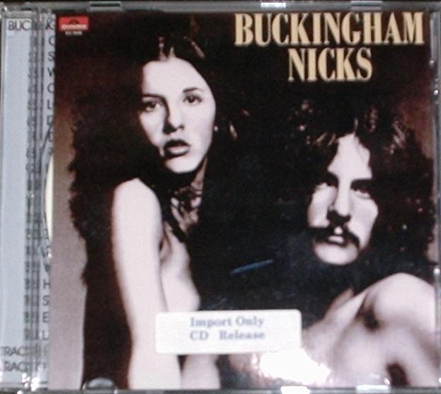 Buckingham Nicks / Buckingham Nicks