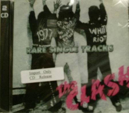 Clash / Rare Single tracks