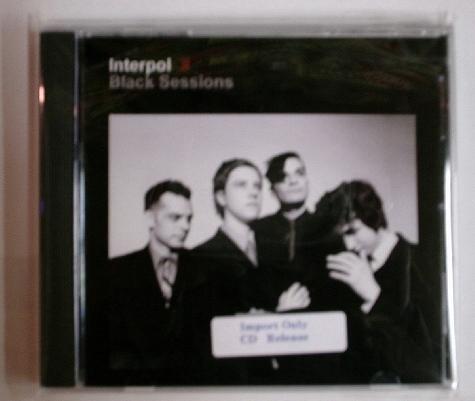 Interpol / Black Sessions