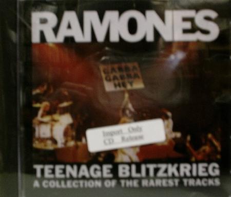 Ramones / Teenage Blitzkrieg