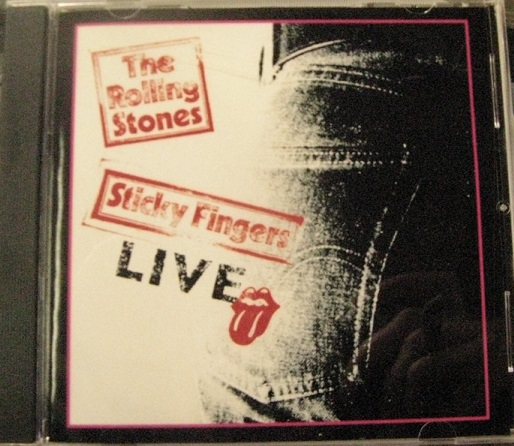 Rolling Stones / Sticky Fingers Live