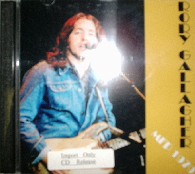 Rory Gallagher / MFP 1979