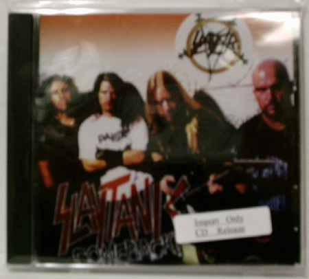 Slayer / Comeback