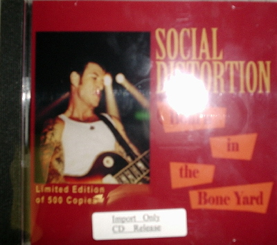 Social Distortion / Bonin' In The Bone Yard