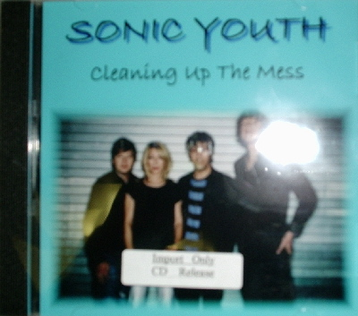 Sonic Youth / Cleaning Up The Mess