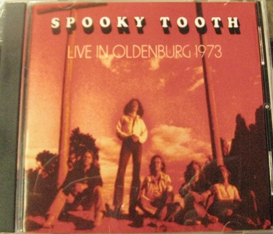 Spooky Tooth / Live In Oldenburg 1973