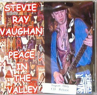 Stevie Ray Vaughan / Peace In The Valley
