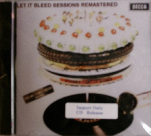 Rolling Stones / Let It Bleed Sessions Remastered