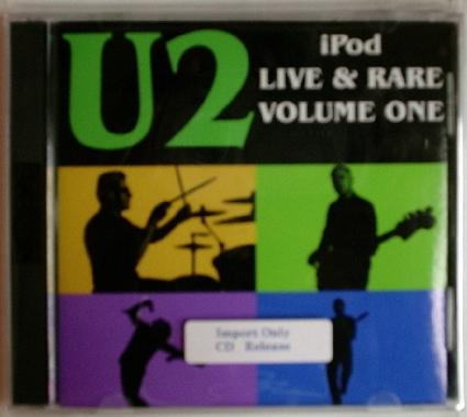 U2 / iPod Live & Rare Vol. 1