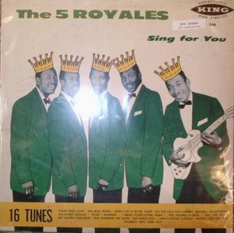 5 Royales / Sing For You