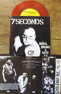 7 Seconds / Skins, Brains & Guts