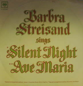 Barbra Streisand / Silent Night