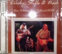 Crosby, Stills & Nash / New Orleans Jazz Festival 2003