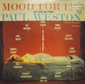 Paul Weston / Mood For 12