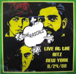 Rascals / Live At The Ritz 1988