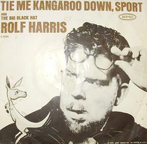 Rolf Harris / Tie Me Kangaroo Down, Sport