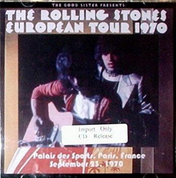 Rolling Stones / European Tour 1970 - Paris