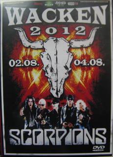 Scorpions / Live Wacken Open Air, Germany 2012