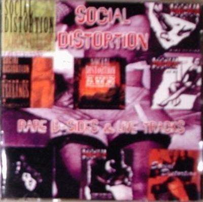 Social Distortion / Rare B-Sides & Live Tracks