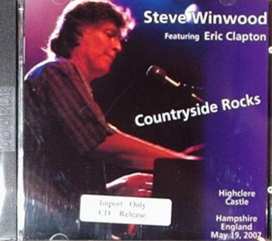 Steve Winwood Featuring Eric Clapton / Countryside Rocks